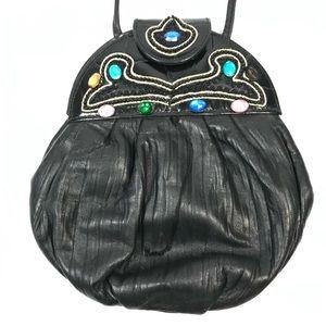 vintage braccialini x holt renfrew crossbody purse